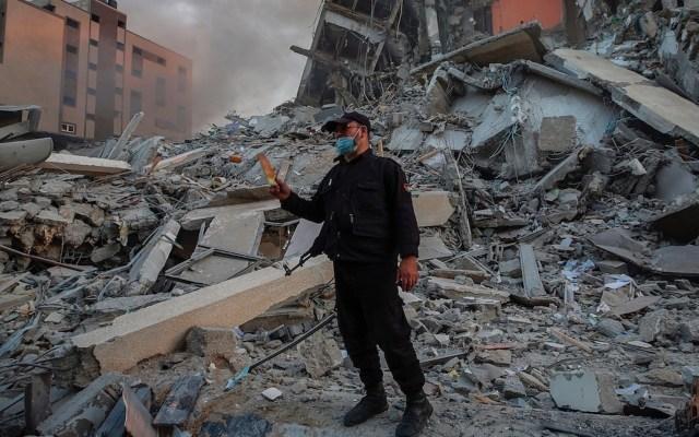Ejercito israelí calcula en mil 500 los cohetes lanzados desde Gaza - Ejercito israelí calcula en mil 500 los cohetes lanzados desde Gaza; hay al menos 65 muertos. Foto de EFE