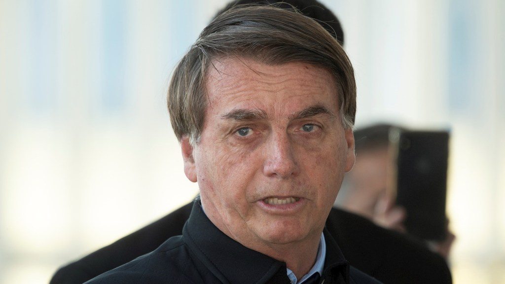 Bolsonaro amaga con decreto para levantar restricciones en Brasil por COVID-19 - Jair Bolsonaro presidente Brasil