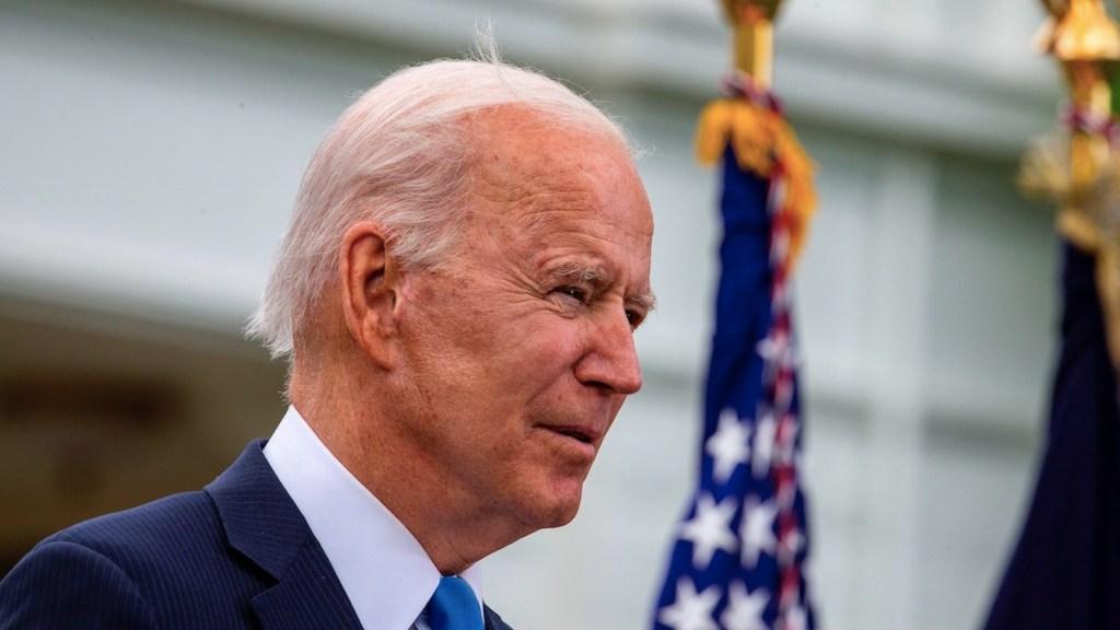 La reforma electoral de Biden bloqueada por los republicanos - Biden aumenta presión para un alto al fuego pero Israel lo rechaza. Foto de EFE