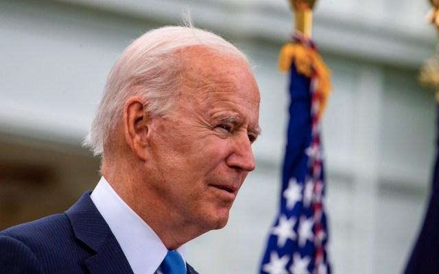 """Estados Unidos está """"más cerca que nunca"""" de celebrar su independencia del COVID-19: Joe Biden - Biden aumenta presión para un alto al fuego pero Israel lo rechaza. Foto de EFE"""