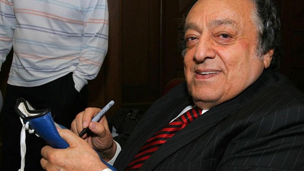 #Video Un homenaje al gran Jose Sulaimán, a 90 años de su nacimiento - José Sulaimán. Foto de Medio Tiempo