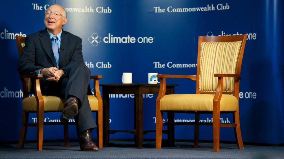 Ken Salazar se perfila para ser embajador de EE.UU. en México - Ken Salazar