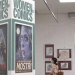 """""""Women in Comics"""": 25 grandes de EE.UU. por primera vez en Europa"""