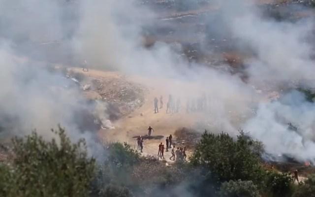 Un palestino muerto por disparos israelíes durante protestas en Cisjordania