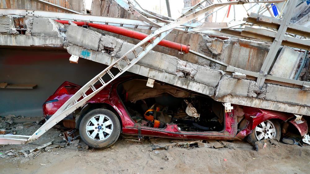Continúan hospitalizadas 35 personas por colapso de Línea 12 del Metro - Linea 12 Metro CDMX colapso