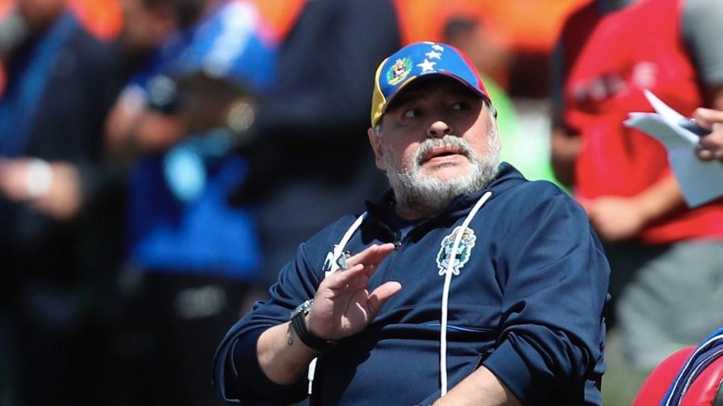 Prohíbe salir del país a siete imputados por caso Maradona. Foto de EFE
