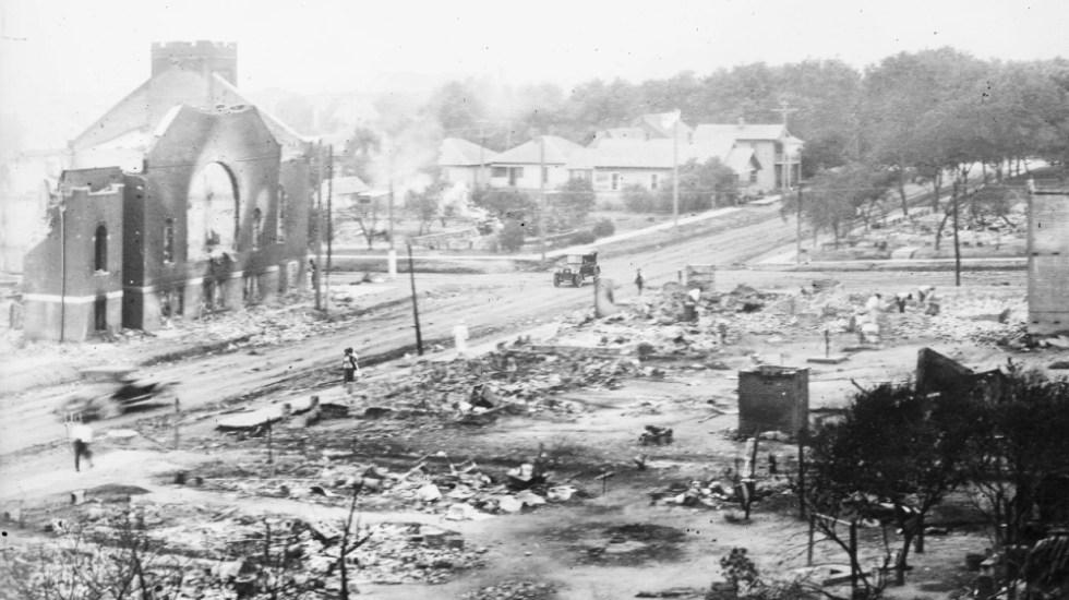 Tulsa, la masacre racista olvidada de EE.UU. cumple un siglo - Masacre Tulsa EEUU racismo