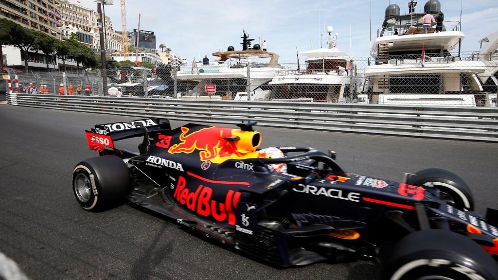 Max Verstappen gana el GP de Mónaco; 'Checo' Pérez queda en cuarto lugar - Max Verstappen durante GP de Mónaco. Foto de EFE