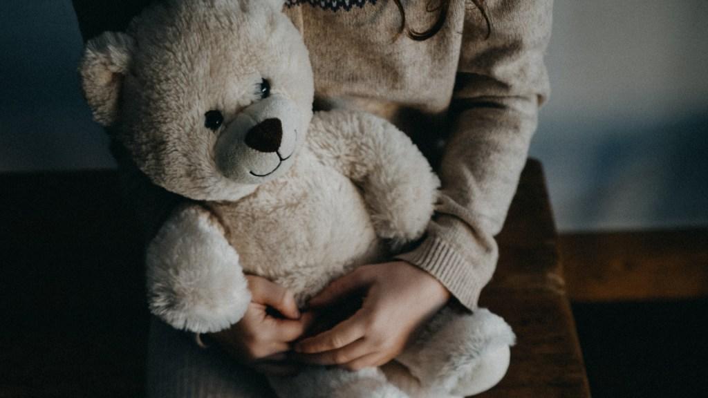 Desmantelan en Alemania uno de los mayores portales de pornografía infantil en el mundo - Menor con oso de peluche. Foto de Annie Spratt / Unsplash