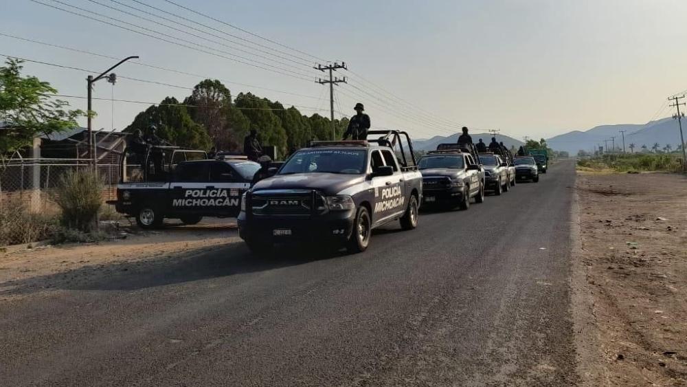 SSP Michoacán atribuye a Los Viagras ataques en la entidad - Michoacán bloqueos Tierra Caliente