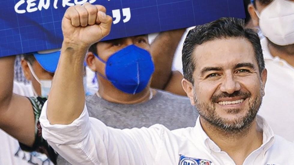 Tribunal Electoral de Veracruz revoca candidatura a Miguel Ángel Yunes Márquez - Miguel Ángel Yunes Márquez Veracruz Alcaldía