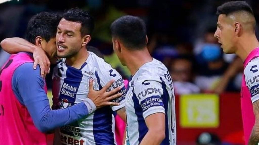 Pachuca pasa a semifinal del Clausura 2021 pese a derrota ante América - Pachuca América Partido Liga MX