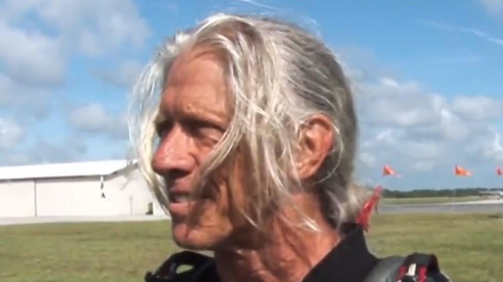 Muere paracaidista en Florida tras chocar con otro en el aire - Paracaidista florida Estados Unidos accidente muerto