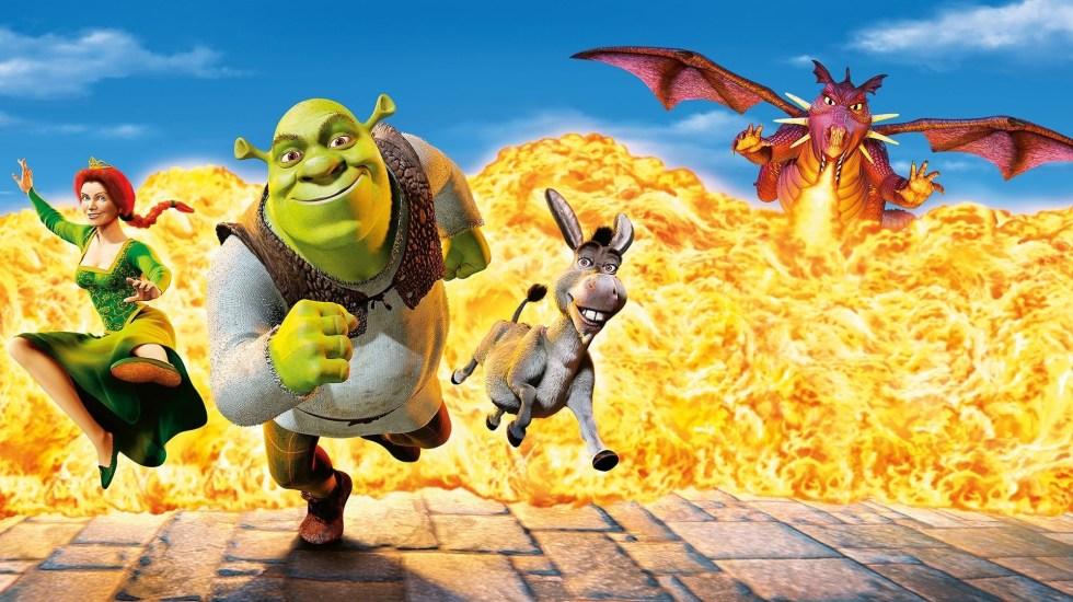 """""""Shrek"""", el ogro que sigue conquistando al público 20 años después - Shrek. Foto de EFE"""