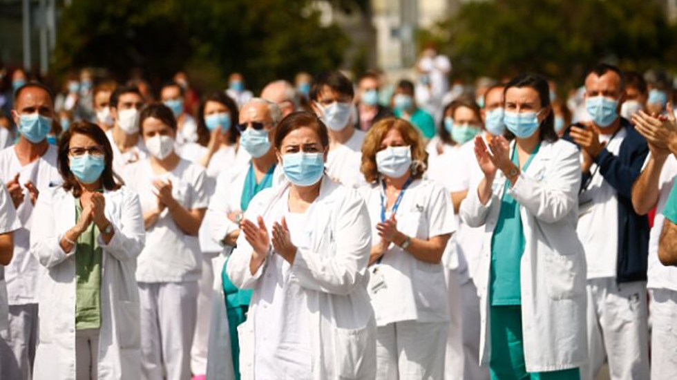México enfrenta déficit de 115 mil profesionales de Enfermería - Profesionales de Enfermería. Foto de UNAM