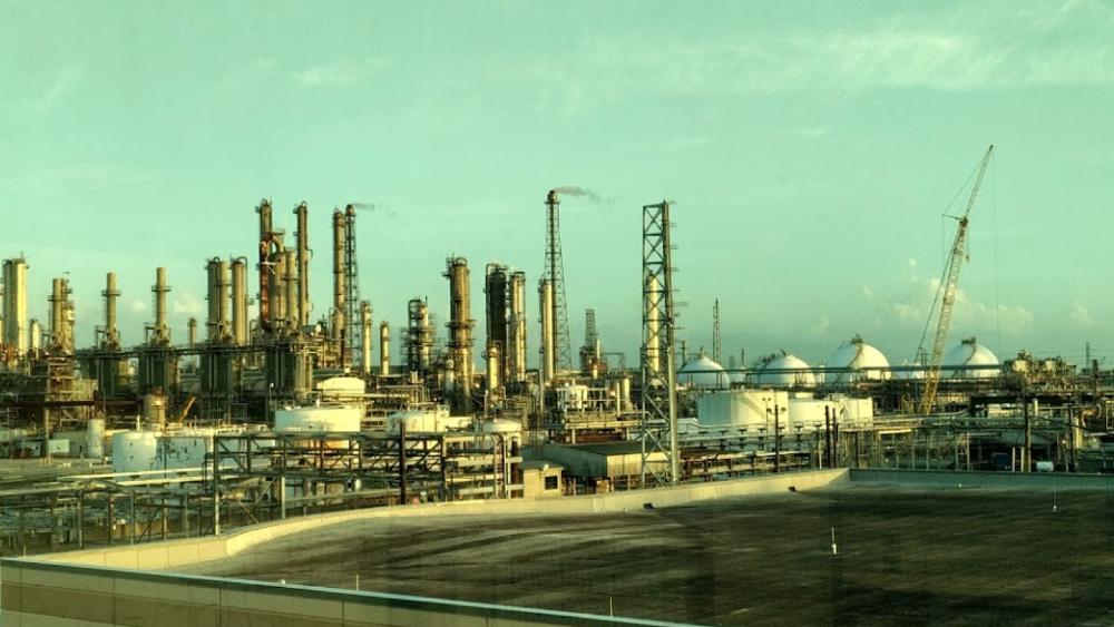 Fue un buen negocio comprar refinería de Deer Park, asegura Rocío Nahle - Refinería Deer Park