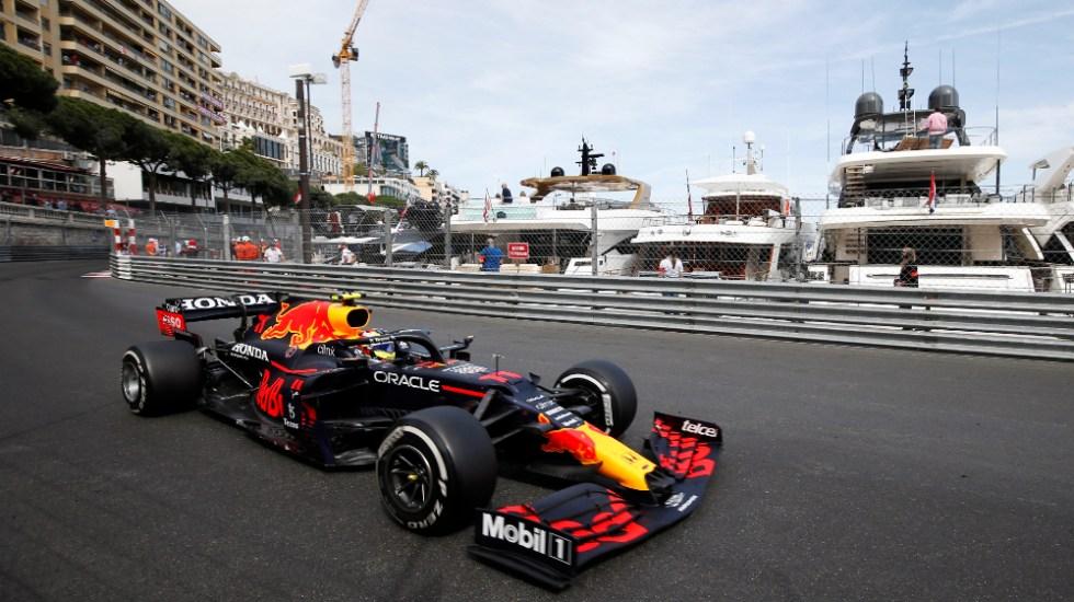 Reflejos del Gran Premio de Mónaco de F1 – Montecarlo 2021 - Sergio Checo Perez F1