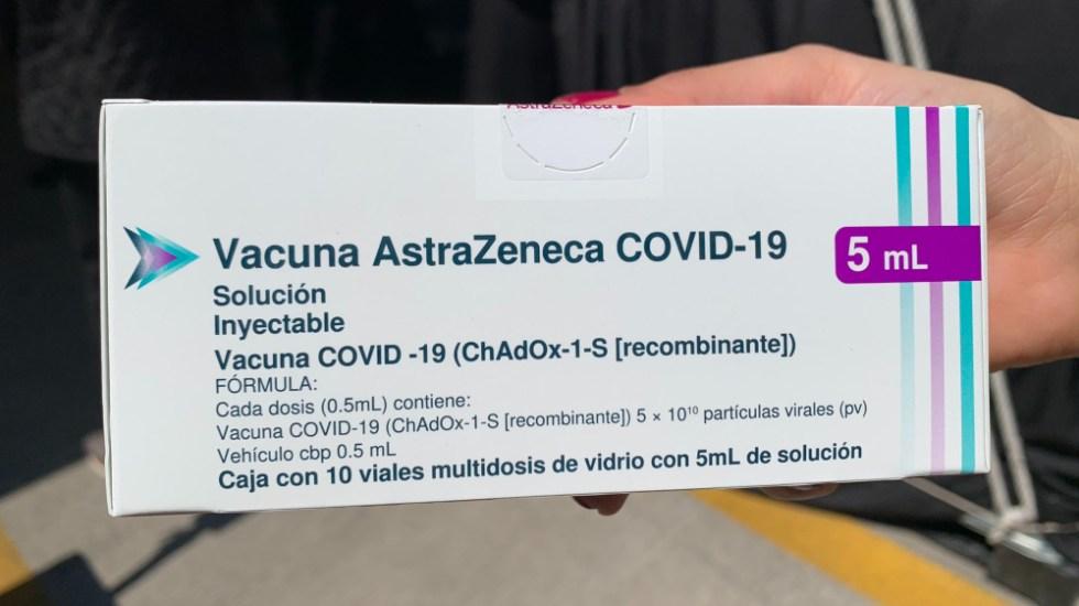 México ultima detalles para vacunas AstraZeneca envasadas en el país - vacuna vacunas Astrazeneca Mexico Liomont