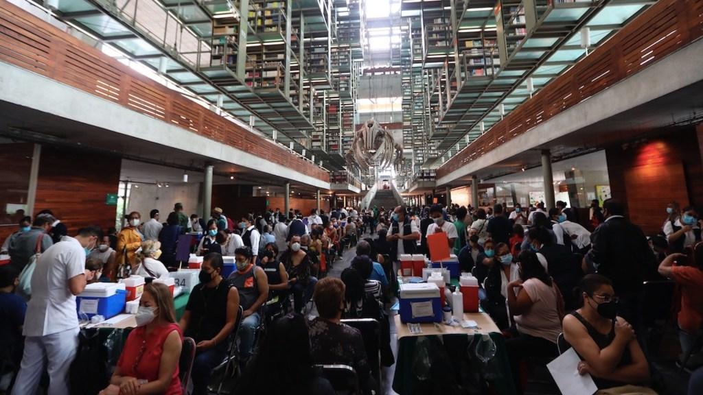 México tardaría 13 meses en vacunar al 70 por ciento de la población y lograr inmunidad - México tardaría 13 meses en vacunar al 70 por ciento de la  población. Foto de EFE