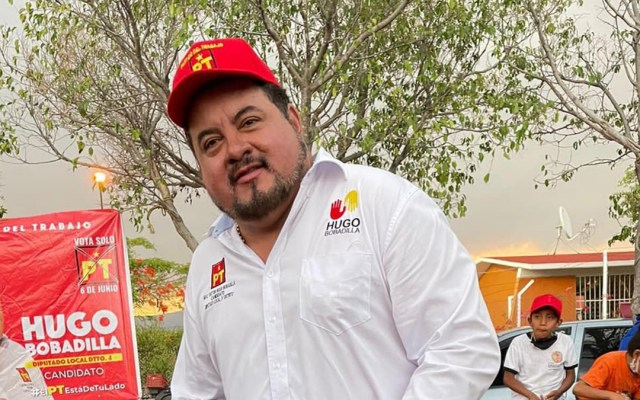 Atacan a disparos en Morelos a candidato a diputado local - Víctor Hugo Bobadilla. Foto de Facebook