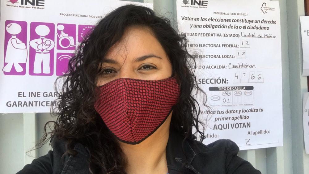FGR cita a Adriana Urrea, líder del SutNotimex, por derechos de autor - Adriana Urrea