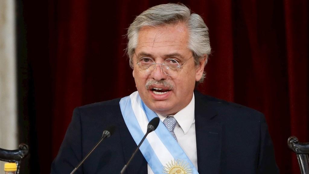 ¿A quién citó realmente Alberto Fernández en su polémica declaración? - Alberto Fernández Argentina presidente