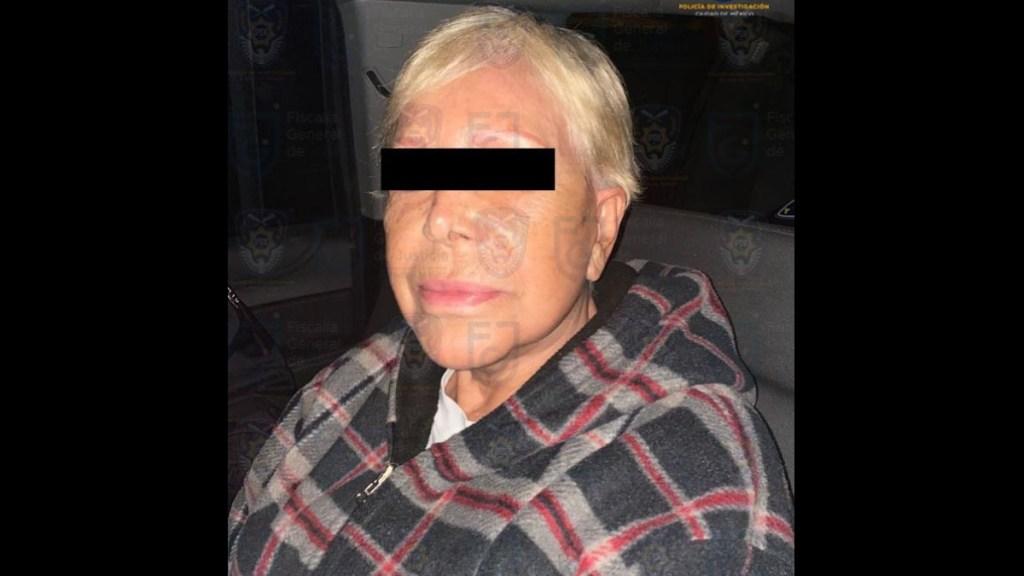 Dan prisión preventiva oficiosa a Alejandra Barrios, líder de comerciantes - Alejandra Barrios