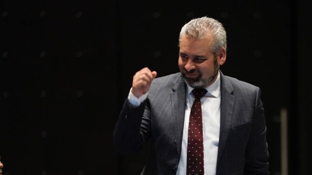 Habrá investigación sobre gestión de Aureoles en Michoacán, advierte gobernador electo - Alfredo Ramírez Bedolla