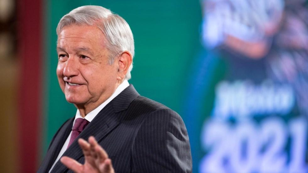 INE ordena que se retiren tres conferencias de López Obrador - AMLO Andrés Manuel López Obrador México