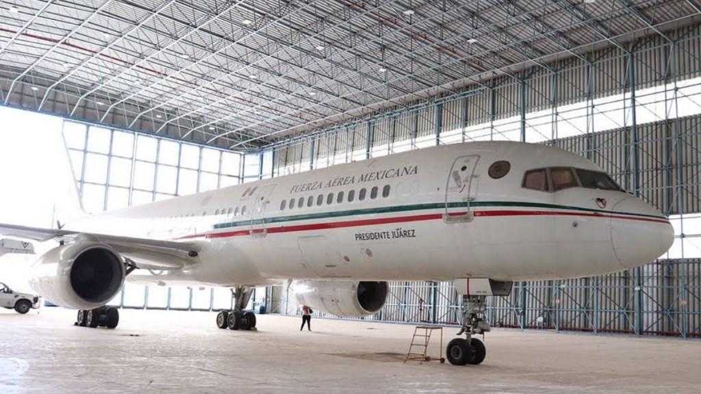 Venden el antiguo Avión Presidencial por 65 millones de pesos - Antiguo avión presidencial 2