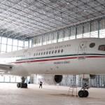 Venden el antiguo Avión Presidencial por 65 millones de pesos