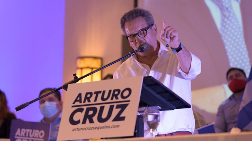 Aspirante a Presidencia de Nicaragua es arrestado al regresar de EE.UU. - Arturo Cruz Nicaragua