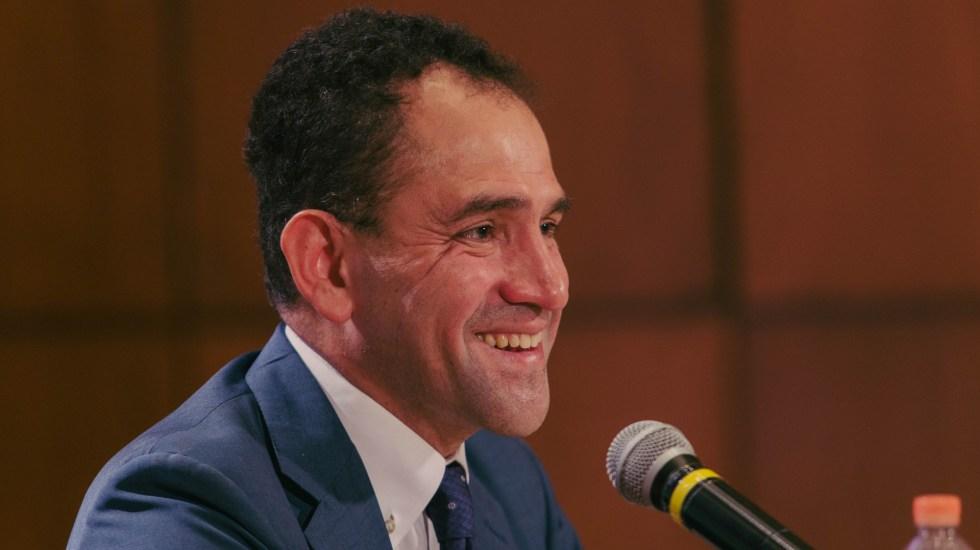 Cambios en Hacienda fueron bien recibidos en mercados, asegura Arturo Herrera - Arturo Herrera Gutiérrez Secretaría de Hacienda