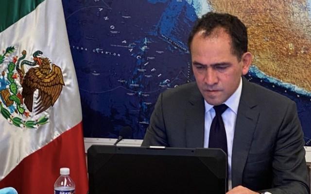 Arturo Herrera preside reunión del Comité de Remuneraciones del FMI y el BM - Arturo Herrera preside reunión del Comité de Remuneraciones del FMI y el BM. Foto de Twitter Arturo Herrera