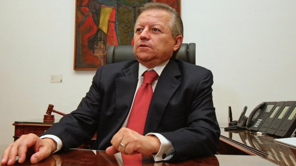 SCJN admite a trámite la consulta extraordinaria sobre ampliación del mandato de Zaldívar - Arturo Zaldívar. Foto de EFE