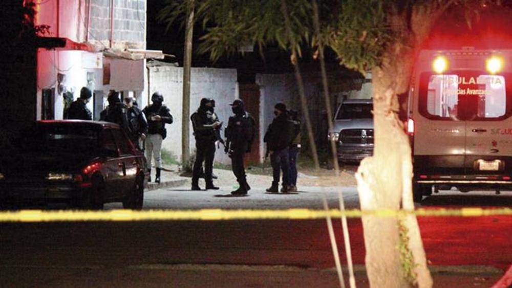 Asesinan a siete personas en Fresnillo, Zacatecas - Asesinatos Las Flores Fresnillo Zacatecas