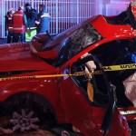 Choque de Audi en Ecatepec deja cuatro muertos; conductor iba a exceso de velocidad