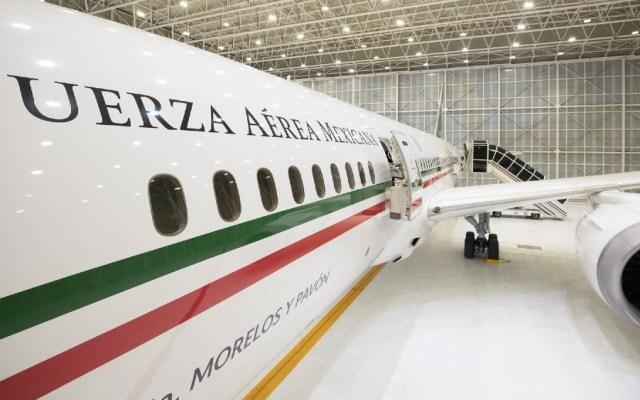 Kamala Harris sugirió a AMLO vender avión presidencial a empresarios que viajan al espacio - Avión presidencial TP01