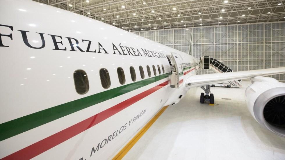 """Se generan ahorros de """"millones de pesos"""" por no usar avión presidencial: AMLO - Avión presidencial TP01"""