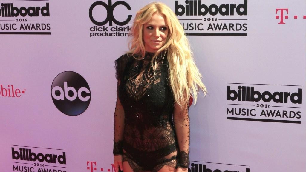 Madonna compara la tutela legal de Britney Spears con la esclavitud - Britney Spears
