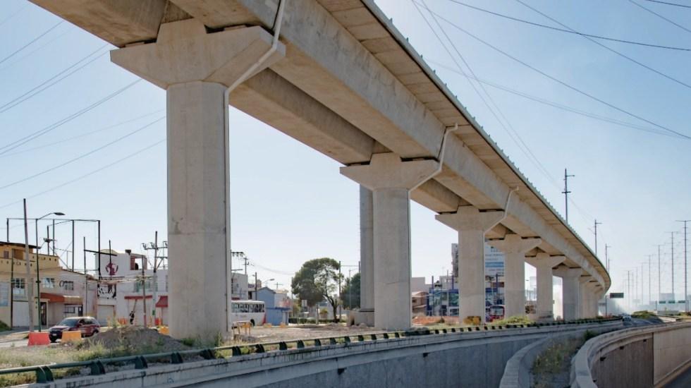 Este martes inicia cierre en la carretera México–Toluca - Carretera México-Toluca Tren Interurbano obras