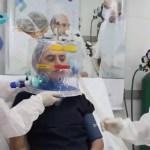 Un casco de respiración artificial reduce intubación en 60 por ciento en Brasil - Casco de respiración COVID-19 brasil