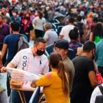 Por primera vez en lo que va de la pandemia, el Valle de México pasa a Semáforo Verde de riesgo por COVID-19