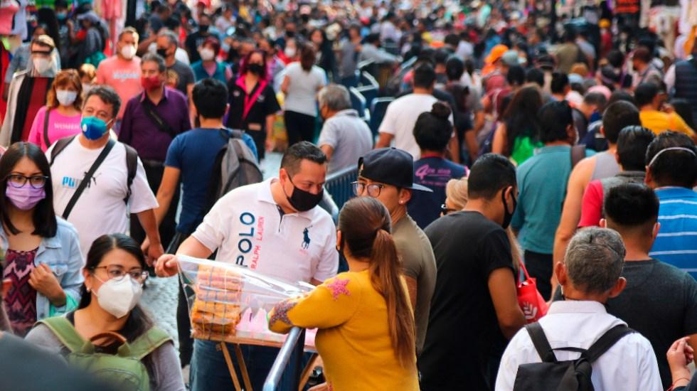 Por primera vez en lo que va de la pandemia, el Valle de México pasa a Semáforo Verde de riesgo por COVID-19 - CDMX Ciudad de México Centro semáforo
