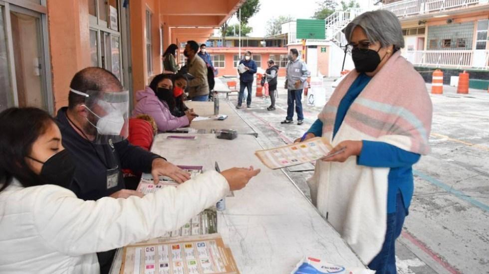 La izquierda de López Obrador se desploma en Ciudad de México - CDMX Ciudad de México elecciones