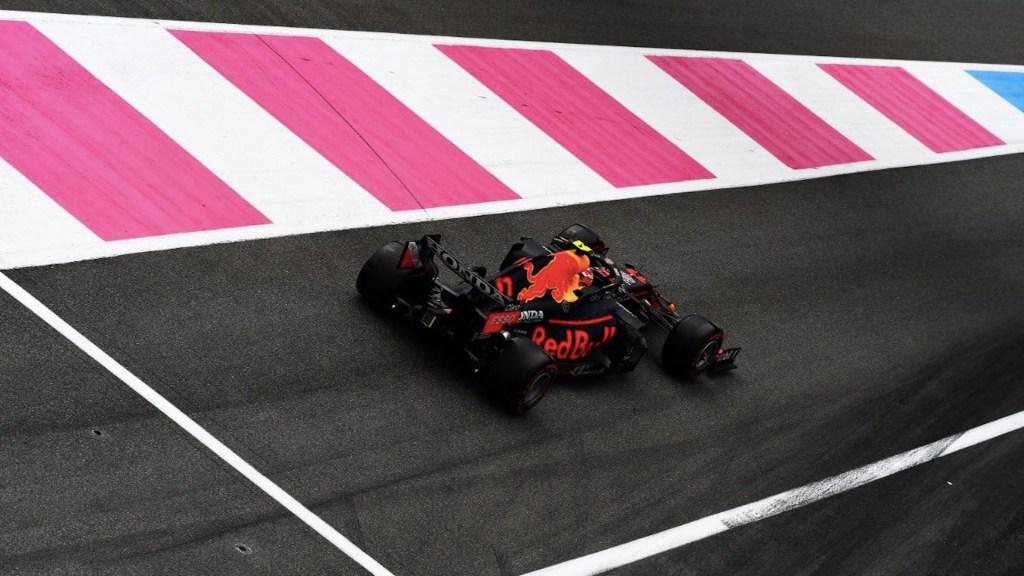 Sergio 'Checo' Pérez saldrá cuarto en el Gran Premio de Francia - Sergio 'Checo' Pérez saldrá cuarto en el Gran Premio de Francia. Foto de Twitter Checo Pérez