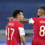 """Jugadores chilenos serán sancionador por romper """"burbuja sanitaria"""" - Chile torneo Arturo Vidal y Gary Medel"""