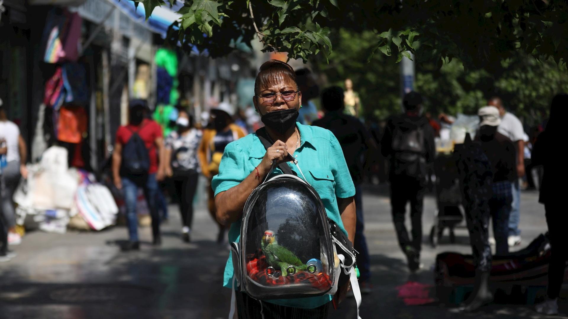 Ciudad de México COVID-19 semáforo Verde 2