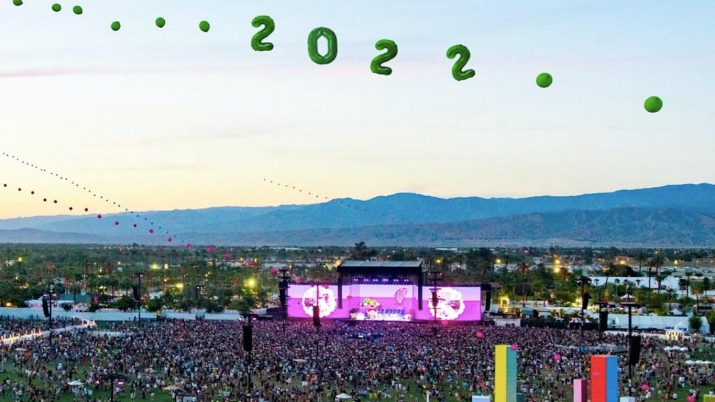 Coachella volverá a celebrarse en abril de 2022 - Coachella volverá a celebrarse en abril de 2022. Foto de EFE