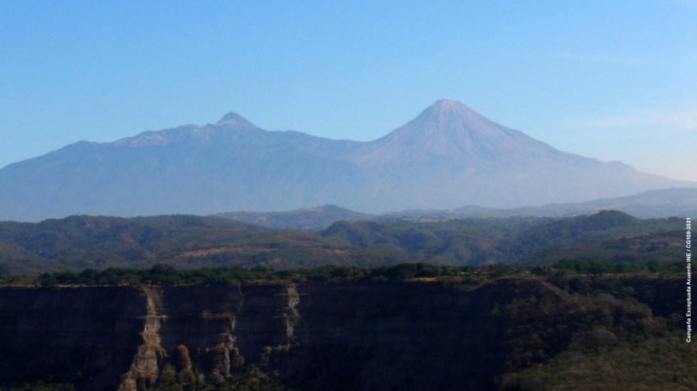Colima elige este 6 de junio gobernador y Congreso local - Colima volcanes elecciones 2021